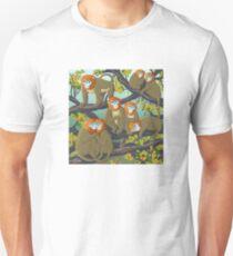 Monkeys Unisex T-Shirt