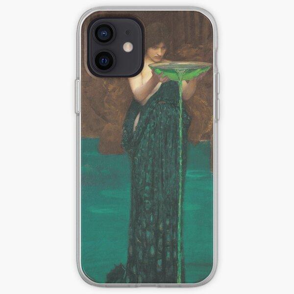 John William Waterhouse - Circe Invidiosa1892 iPhone Soft Case