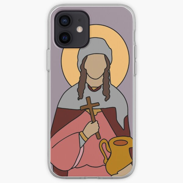 Saint Photini iPhone Soft Case