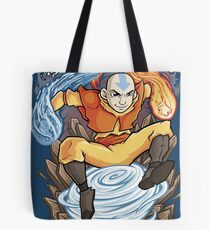Avatar of the Air Nomads Tote Bag