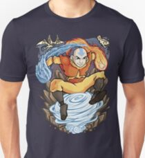 Avatar of the Air Nomads Unisex T-Shirt