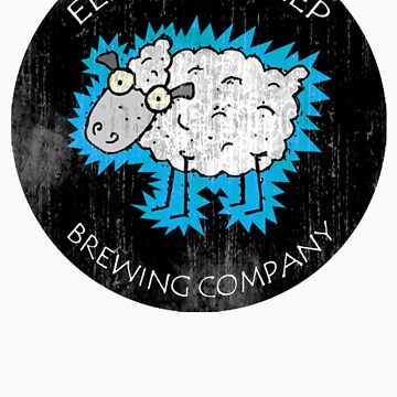 Electric Sheep Brewing Company by edwardengland