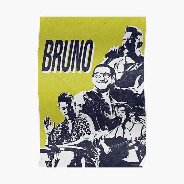Bruno | Operación Triunfo 2020 Póster