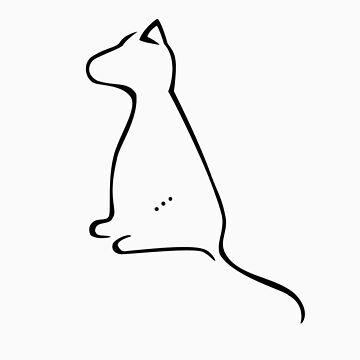 Bart the Dog by Teangi