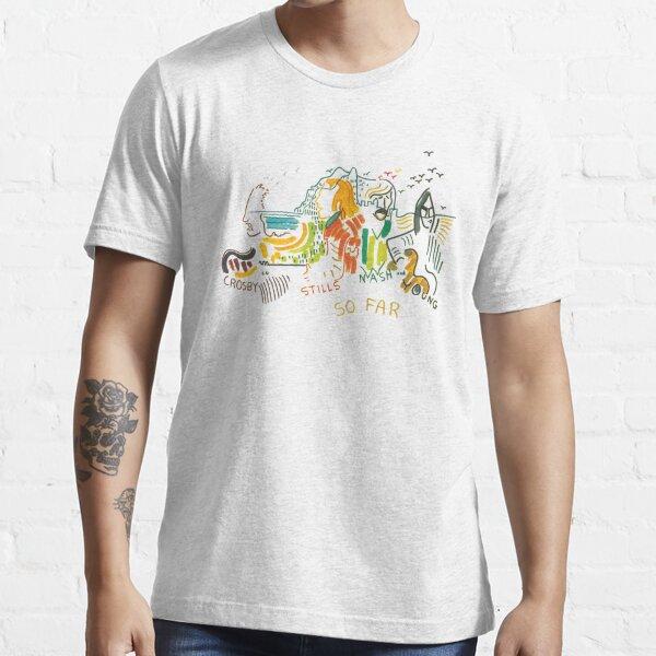 So Far Essential T-Shirt