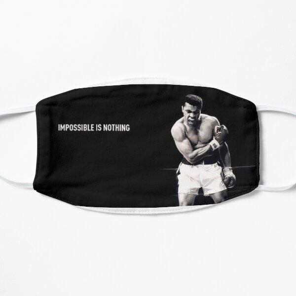 Muhammad Ali - La CABRA Mascarilla plana
