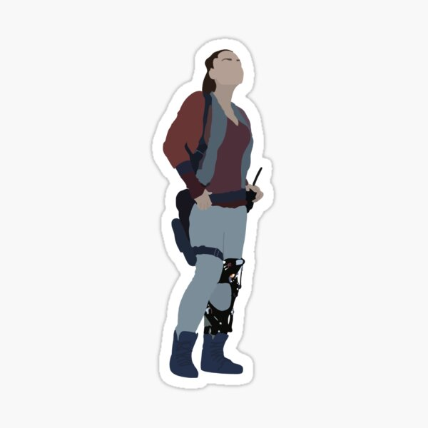 Raven Reyes Sticker