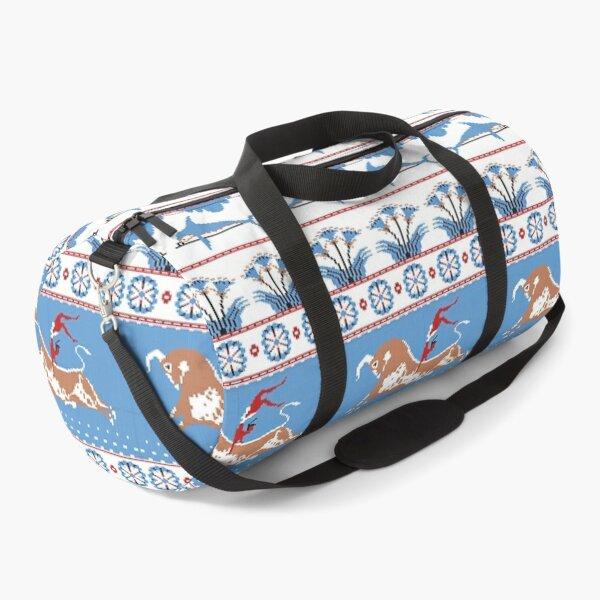 Ancient Knits - Minoan Duffle Bag
