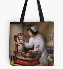 Nurse - The pediatrics ward 1943 Tote Bag