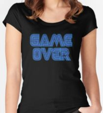 Game Over 2 Women's Fitted Scoop T-Shirt