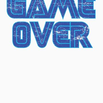 Game Over 2 by superiorgraphix