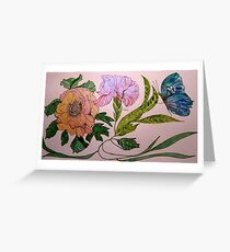 ROMANTICISM Greeting Card
