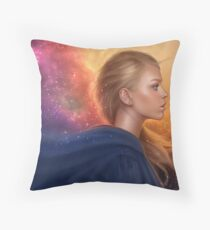 Sweep In Peace - cover Throw Pillow