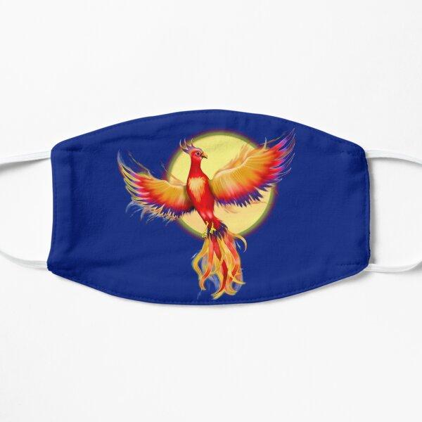 Phoenix Rising Flat Mask