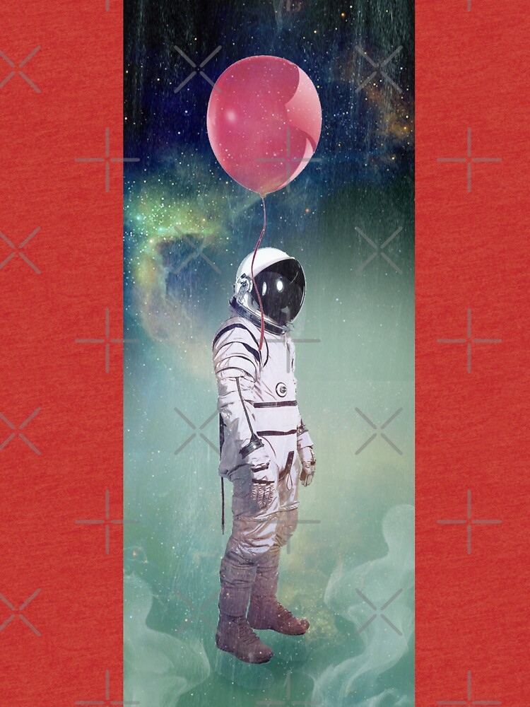 Red Balloon by vinpez