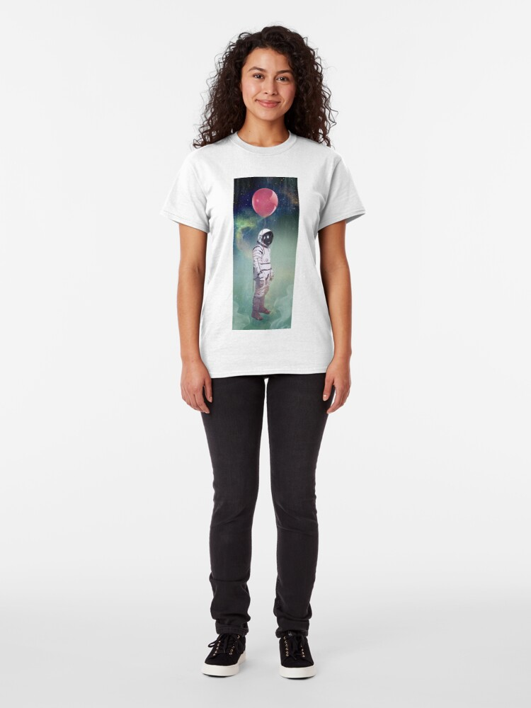 Alternate view of Red Balloon Classic T-Shirt