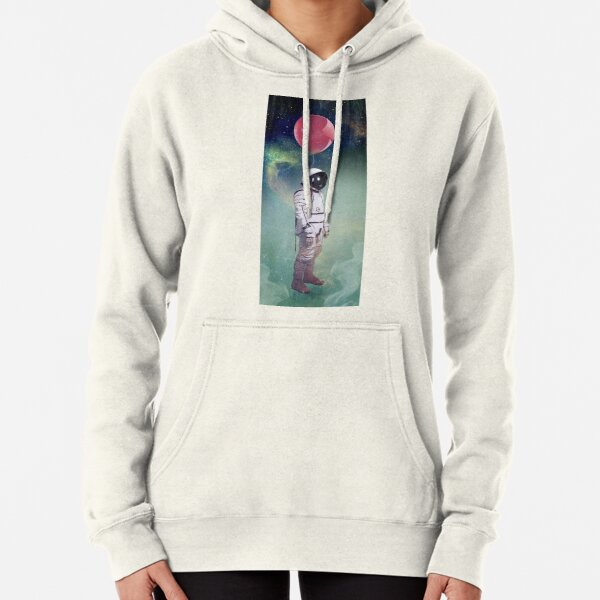 Red Balloon Pullover Hoodie