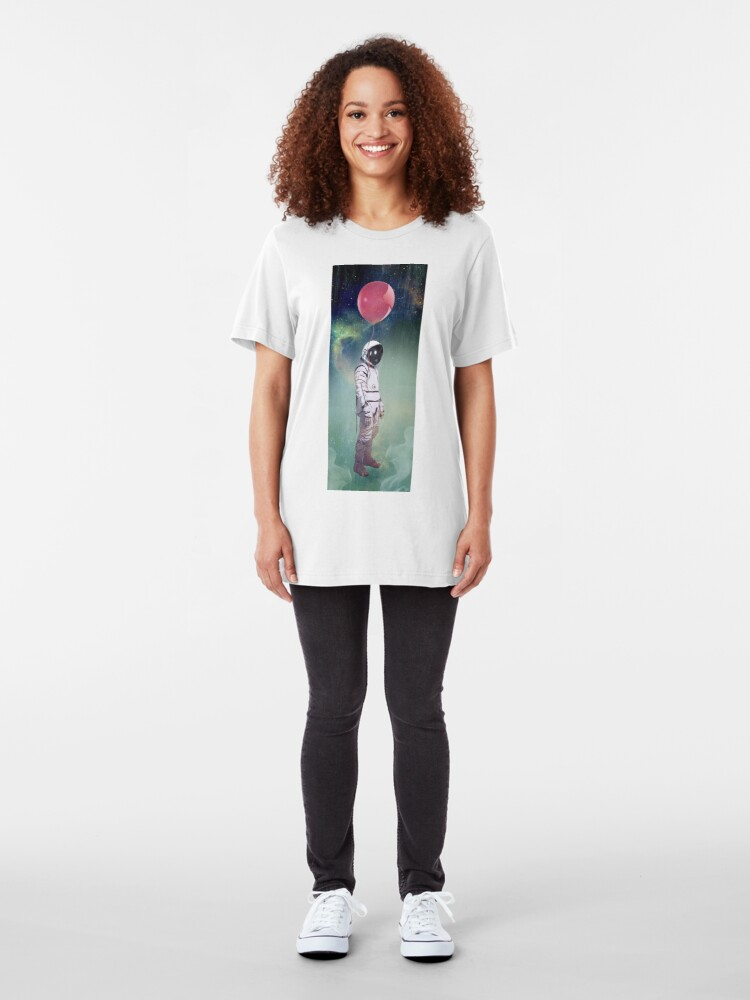 Alternate view of Red Balloon Slim Fit T-Shirt