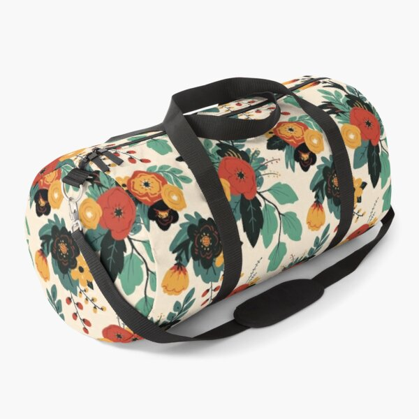 Summer Meadow Duffle Bag