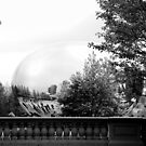Cloud Gate Sculpture Chicago by Marion  Cullen