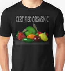 Certified Orgasmic T-Shirt