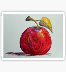 Kaleidoscope Apple or APPLE FOR THE TEACHER Sticker