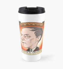 Pierre Trudeau Travel Mug