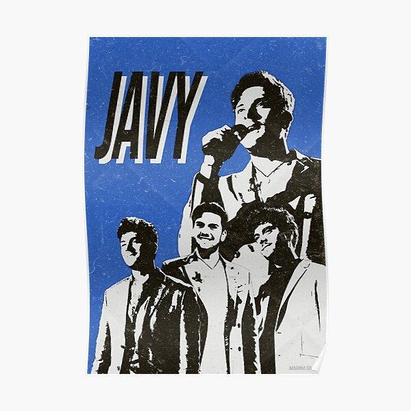 Javy | Operación Triunfo 2020 Póster