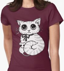 Mau Womens Fitted T-Shirt