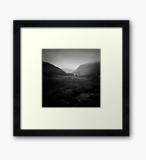 Pass Framed Print