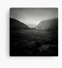 Pass Canvas Print