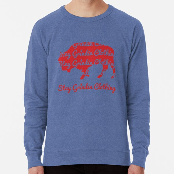 Buffalo New York Lightweight Sweatshirt