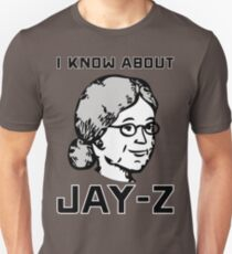 I Know About JAY-Z! T-Shirt