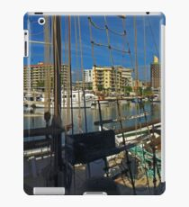 Ross Creek from Reef HQ - Townsville iPad Case/Skin