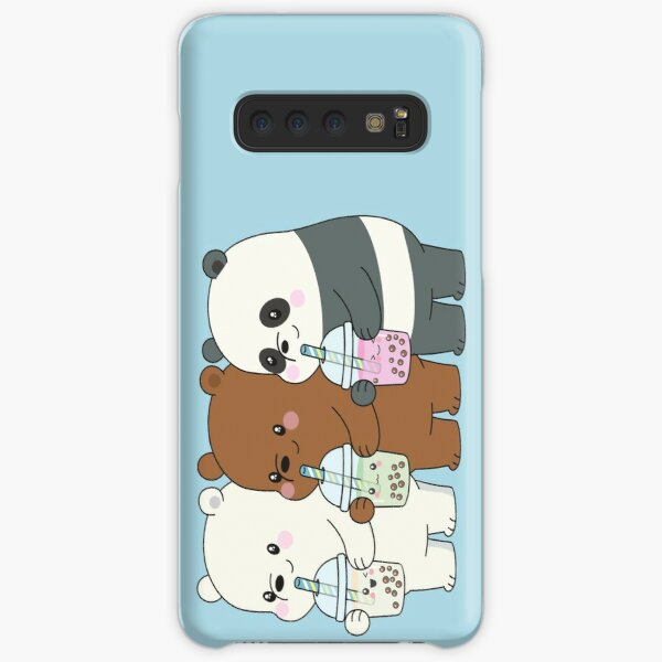 We Bare Bears Coque rigide Samsung Galaxy