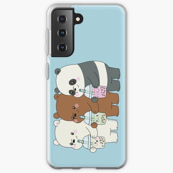 We Bare Bears Samsung Galaxy Soft Case