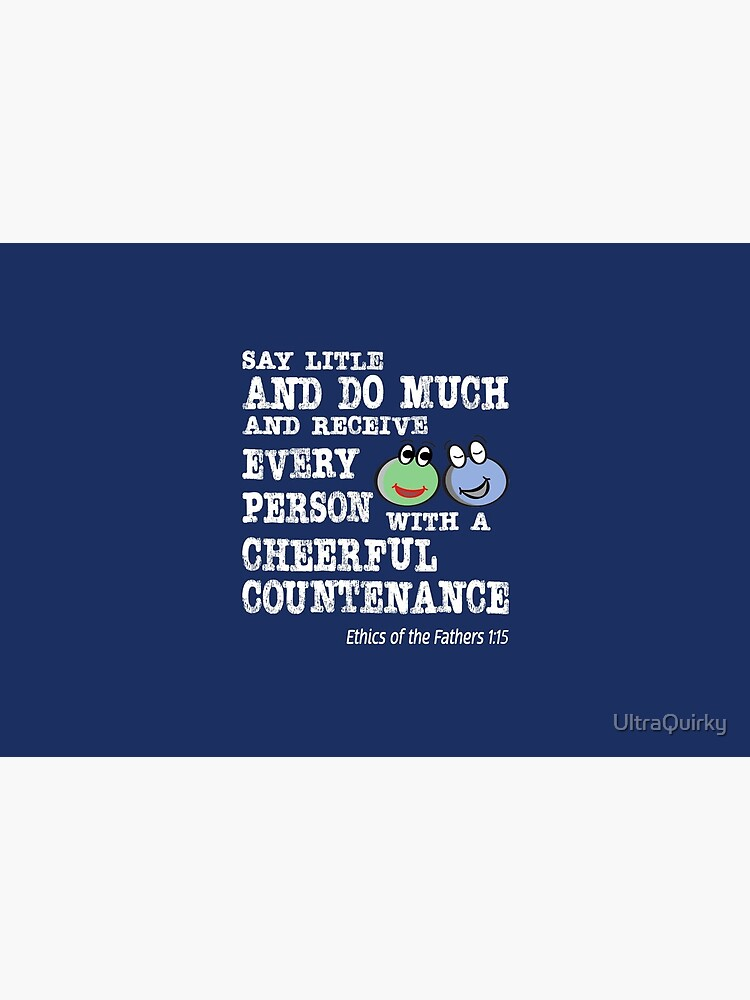 Say Little and Do Much. by UltraQuirky
