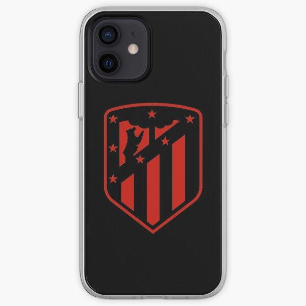 Club Atlético de Madrid Funda blanda para iPhone