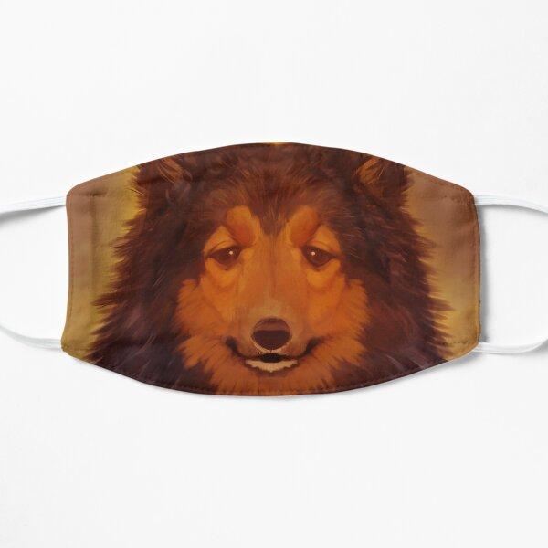 Sad dog Mask