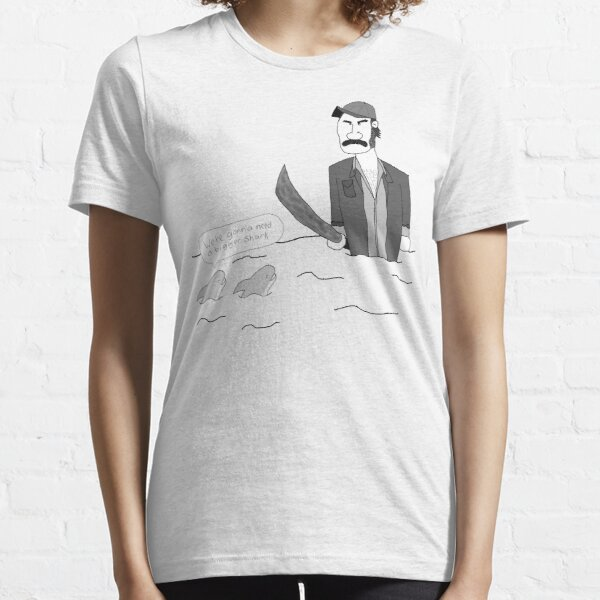 We're gonna need a bigger shark... Essential T-Shirt