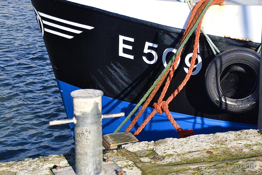 E509 At Lyme Harbour, Dorset.UK  by lynn carter
