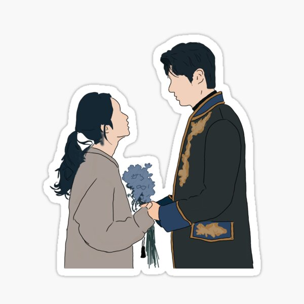 The King kdrama Sticker