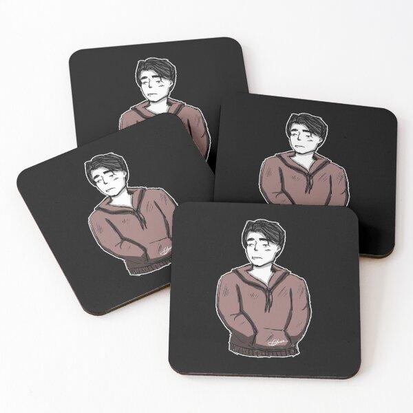 Casual Mood Coasters (Set of 4)