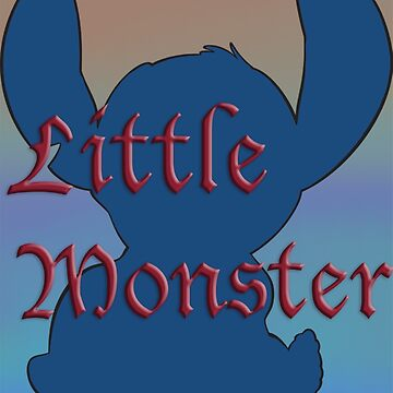 Little Monster by Irrelephante