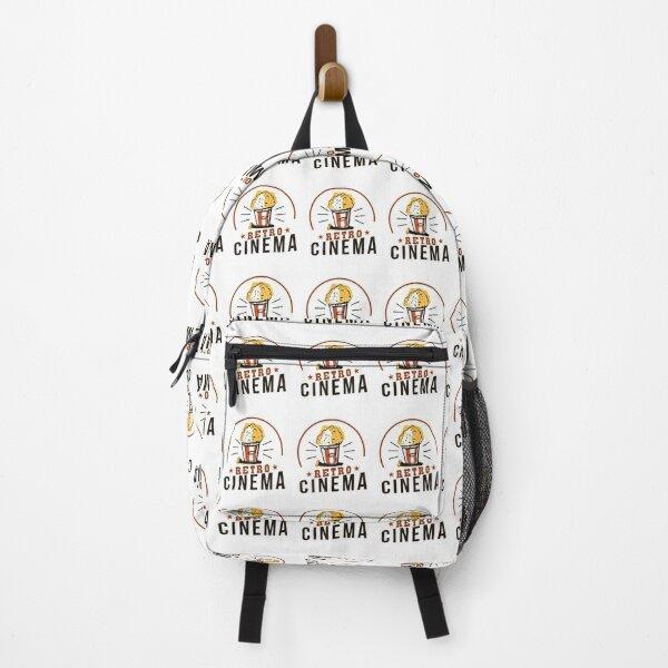 Retro cinema Backpack