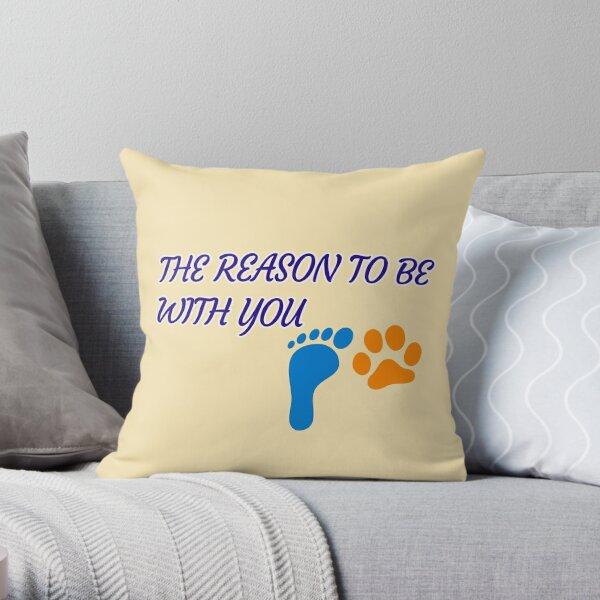 Maco Boutique Throw Pillow