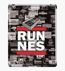 RUN NES iPad Case/Skin