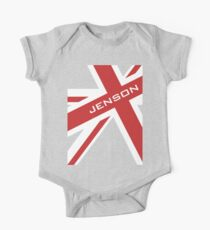 Jenson Button - Union Jack One Piece - Short Sleeve