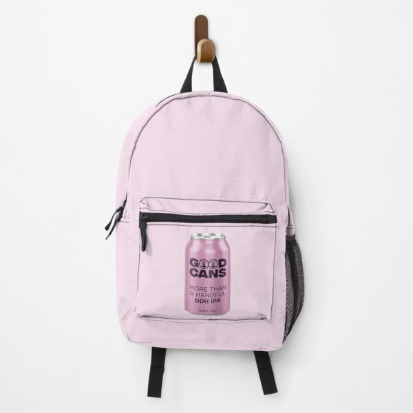 Good Cans can Backpack