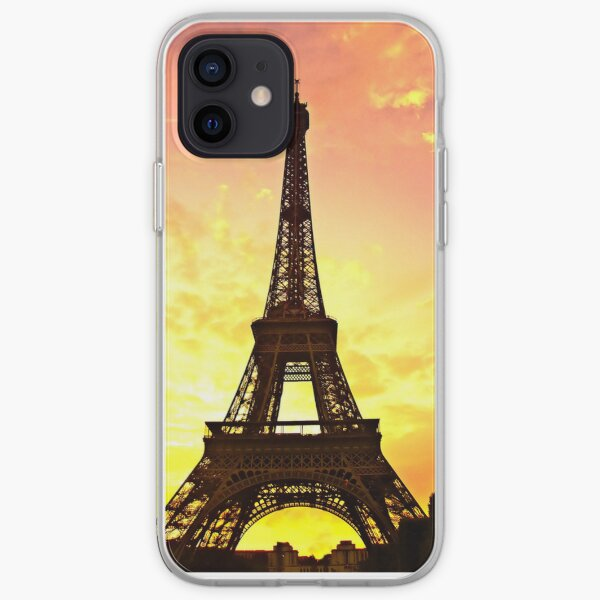 Tour Eiffel iPhone Soft Case